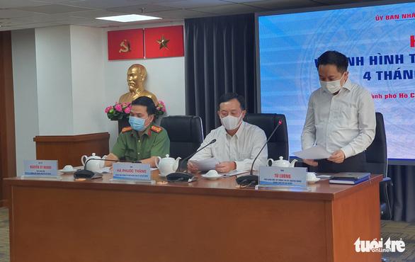 Công an TP.HCM quyết liệt với người nước ngoài nhập cảnh, ở lại Việt Nam trái phép - Ảnh 2.