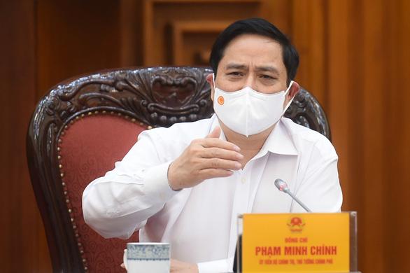 Thủ tướng Phạm Minh Chính: Không nói không, không nói khó, không nói có nhưng không làm - Ảnh 1.