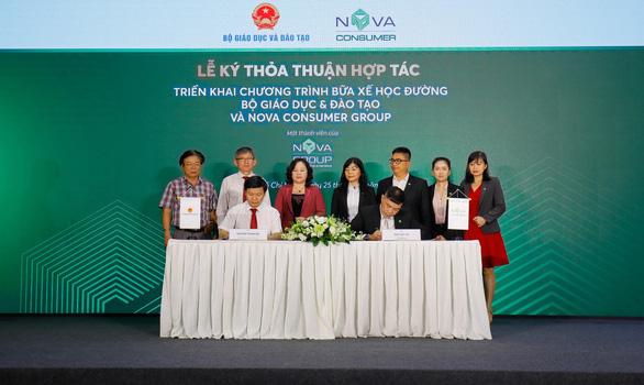 Nova Consumer Group tham gia thị trường tiêu dùng Việt bằng sự tận tâm - Ảnh 2.