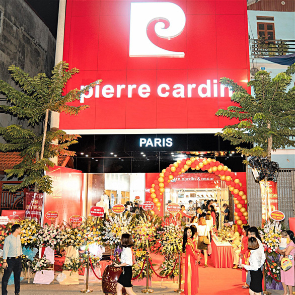 Pierre Cardin Shoes & Oscar Fashion đồng loạt khai trương 06 chi nhánh mới - Ảnh 1.