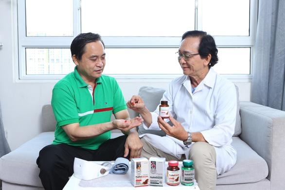 Gấp đôi nguy cơ đột quỵ sau 50 tuổi do mỡ máu tăng cao - Ảnh 3.