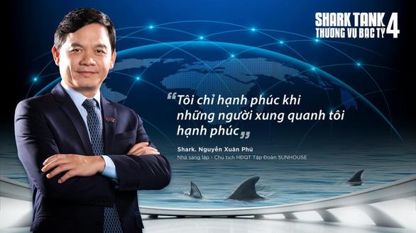 Tập đoàn SUNHOUSE đồng hành cùng Shark Tank Việt Nam - Ảnh 3.