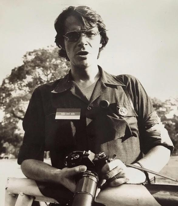 Chứng nhân phương Tây trong Dinh Độc Lập ngày 30-4-1975: Tình bạn đặc biệt - Ảnh 2.