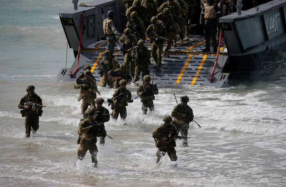 Úc chi 580 triệu USD nâng cấp nhiều căn cứ quân sự - Ảnh 1.