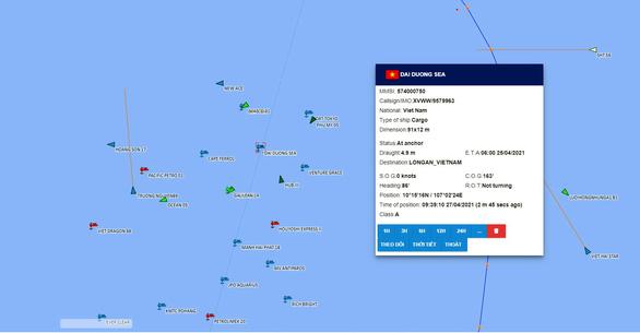 12 thuyền viên tàu Dai Duong Sea dương tính COVID-19, suýt bị bỏ rơi? - Ảnh 1.