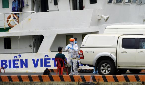 12 thuyền viên tàu Dai Duong Sea dương tính COVID-19, suýt bị bỏ rơi? - Ảnh 3.
