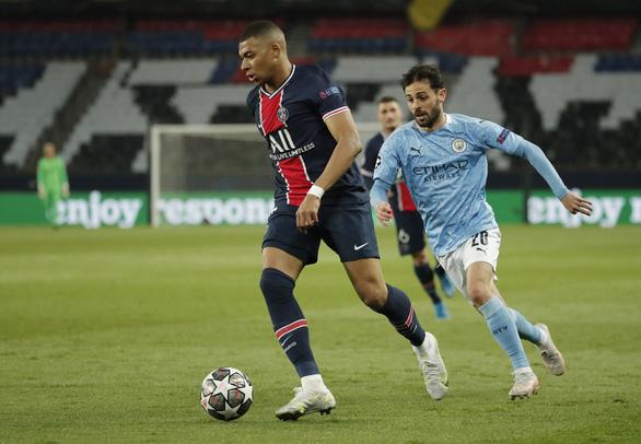 Man City ngược dòng hạ PSG ở bán kết lượt đi Champions League - Ảnh 4.