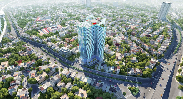 TNR Holdings Vietnam - nhà phát triển bất động sản chuyên nghiệp hàng đầu - Ảnh 1.