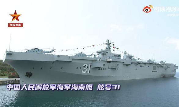 Việt Nam bác thông tin xuyên tạc của Trung Quốc về dân quân tự vệ biển - Ảnh 1.