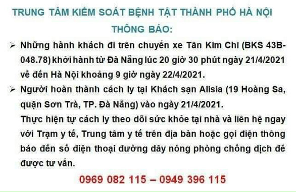 cdc ha noi