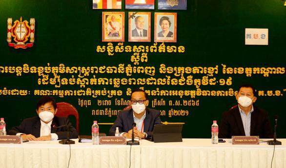 Báo Khmer Times: Campuchia có thể tăng hơn 800 ca COVID-19 trong 1 ngày 29-4 - Ảnh 1.