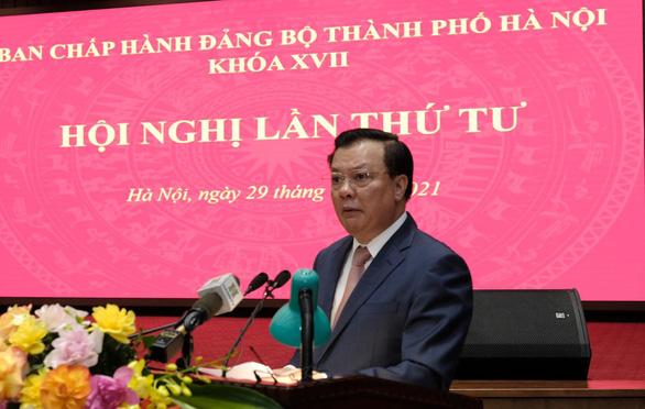 Bí thư Hà Nội: Phải làm đường vành đai 4 rộng 120m ở thủ đô - Ảnh 1.