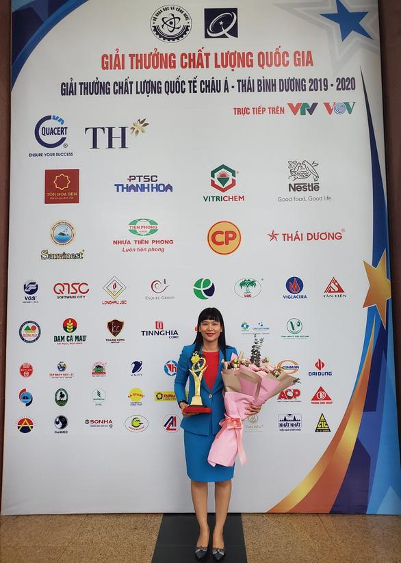 Sanvinest Khánh Hòa được tôn vinh Giải Vàng Chất lượng Quốc gia - Ảnh 2.