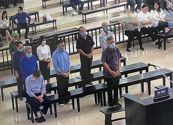 Cựu bộ trưởng Vũ Huy Hoàng lãnh 11 năm tù - Ảnh 2.