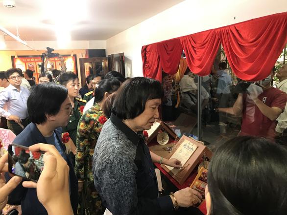 Phi Điểu, Thanh Vy, Minh Vương, Thoại Miêu… chúc mừng ra mắt phòng truyền thống cải lương - Ảnh 5.