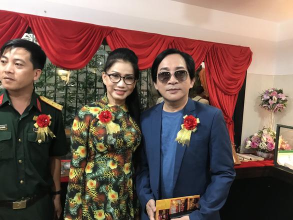 Phi Điểu, Thanh Vy, Minh Vương, Thoại Miêu… chúc mừng ra mắt phòng truyền thống cải lương - Ảnh 4.