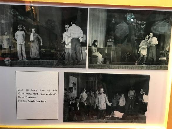 Phi Điểu, Thanh Vy, Minh Vương, Thoại Miêu… chúc mừng ra mắt phòng truyền thống cải lương - Ảnh 7.
