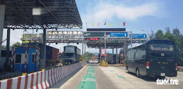 Dân 'van trời' vì trạm Bắc Hải Vân tăng phí: Thừa Thiên Huế đang tìm giải pháp - Ảnh 1.