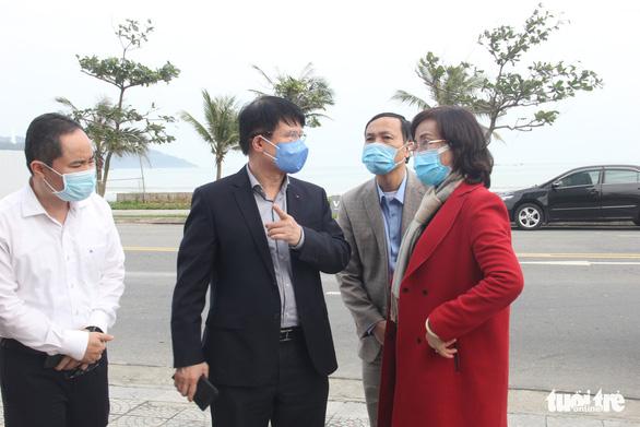 Đà Nẵng rà soát người tiếp xúc với bệnh nhân Hà Nam dương tính COVID-19 - Ảnh 1.