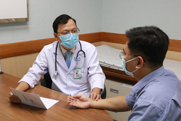 Cảnh báo trẻ hóa người bệnh nhồi máu cơ tim - Ảnh 2.