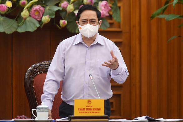 Thủ tướng Phạm Minh Chính: Lấy đầu tư công dẫn dắt đầu tư tư - Ảnh 1.