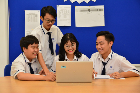 Những ưu điểm của trường Trung cấp Công nghệ Thông tin Sài Gòn - Ảnh 1.