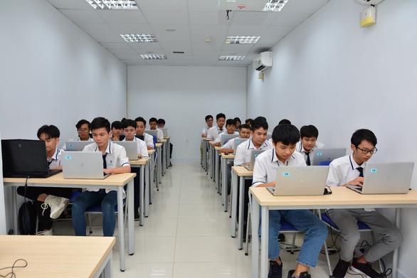 Những ưu điểm của trường Trung cấp Công nghệ Thông tin Sài Gòn - Ảnh 2.