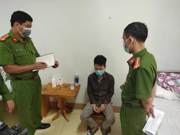 Nam thanh niên trốn khỏi khu cách ly, bị bắt sau hơn 3 ngày lẩn trốn - Ảnh 1.