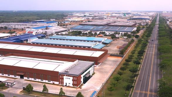 Bình Dương có doanh nghiệp đứng đầu danh sách công ty bất động sản công nghiệp uy tín - Ảnh 2.