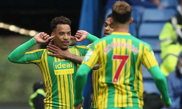 Thiago Silva bị thẻ đỏ, Chelsea thảm bại trước West Brom - Ảnh 3.