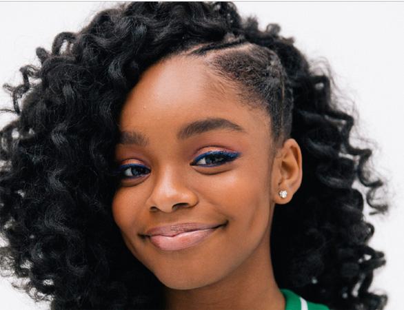 Cô gái 16 tuổi sản xuất phim tôn vinh người da màu - Ảnh 1.