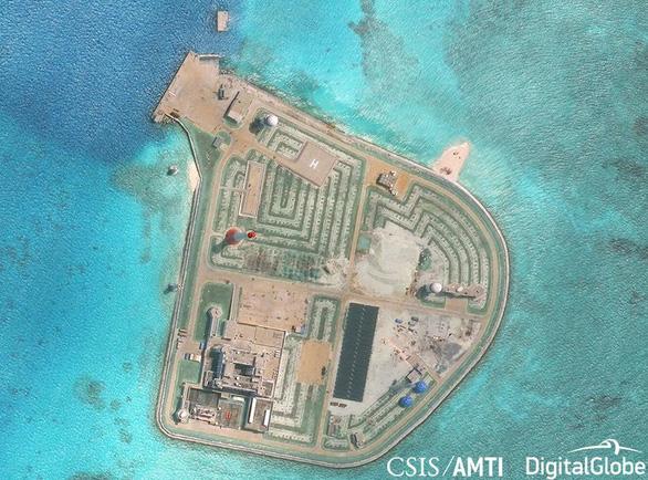 Philippines đính chính cấu trúc nhân tạo ở cụm Sinh Tồn không mới - Ảnh 1.