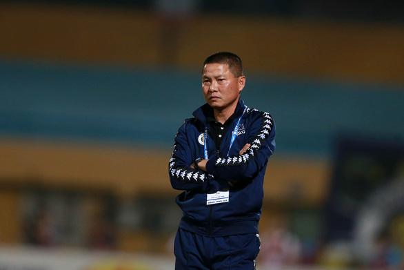 CLB Hà Nội chia tay HLV Chu Đình Nghiêm, HLV Hoàng Văn Phúc có thể sẽ trở lại - Ảnh 1.