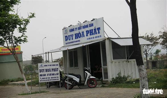 Tràn lan kiôt bất động sản xây dựng không phép ở phía tây Đà Nẵng - Ảnh 1.