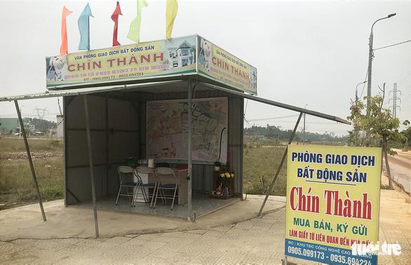 Tràn lan kiôt bất động sản xây dựng không phép ở phía tây Đà Nẵng - Ảnh 3.