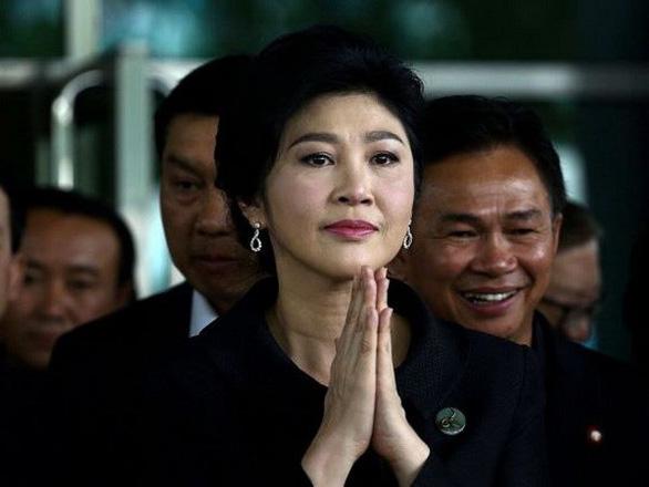 Bà Yingluck trút được gánh nặng bồi thường 1,1 tỉ USD - Ảnh 1.