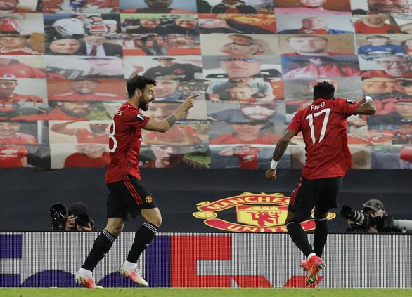 Đại thắng Roma 6-2, Man Utd cầm chắc vé chung kết Europa League - Ảnh 1.