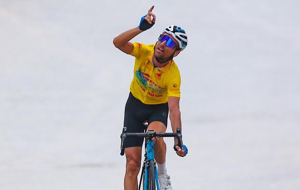 Loic Desriac đoạt áo vàng chung cuộc Cúp truyền hình TP.HCM 2021 - Ảnh 10.