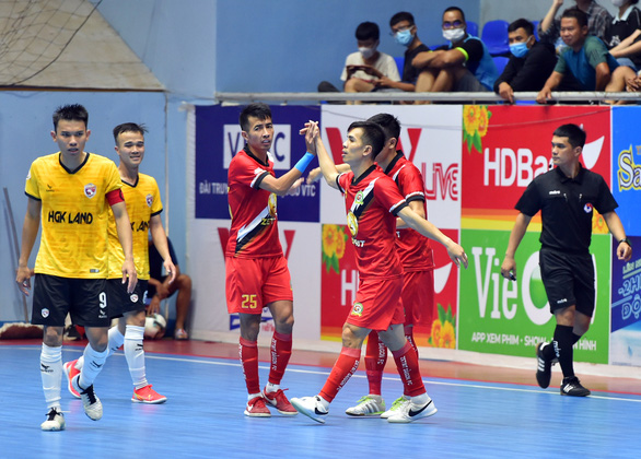 Đương kim vô địch CLB Thái Sơn Nam bị theo sát - Ảnh 1.