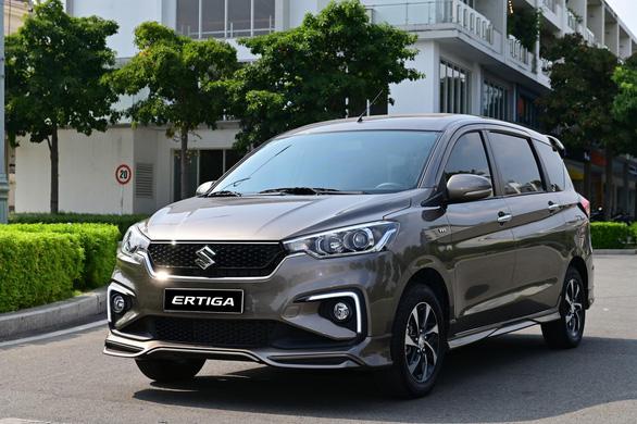 Suzuki Ertiga, lựa chọn đáng cân nhắc cho tài xế công nghệ - Ảnh 1.