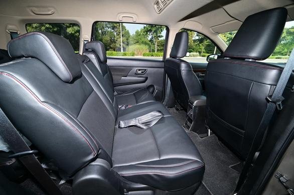 Suzuki Ertiga, lựa chọn đáng cân nhắc cho tài xế công nghệ - Ảnh 2.