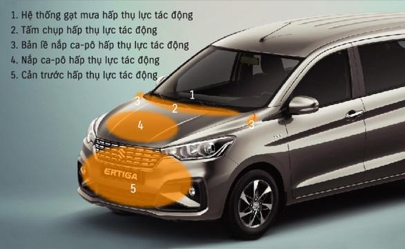 Suzuki Ertiga, lựa chọn đáng cân nhắc cho tài xế công nghệ - Ảnh 3.
