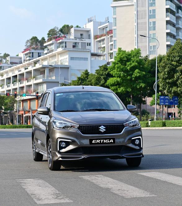 Suzuki Ertiga, lựa chọn đáng cân nhắc cho tài xế công nghệ - Ảnh 4.