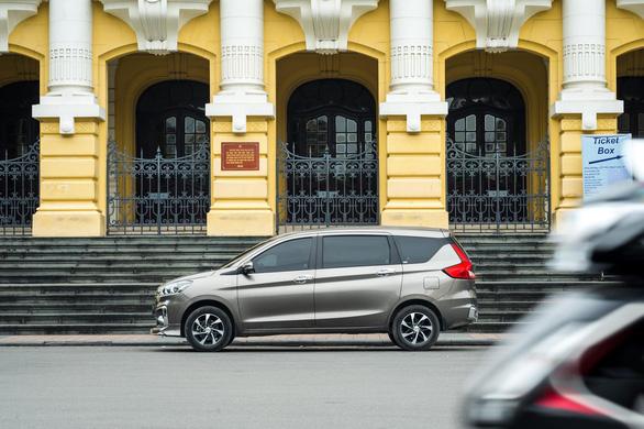 Suzuki Ertiga, lựa chọn đáng cân nhắc cho tài xế công nghệ - Ảnh 5.