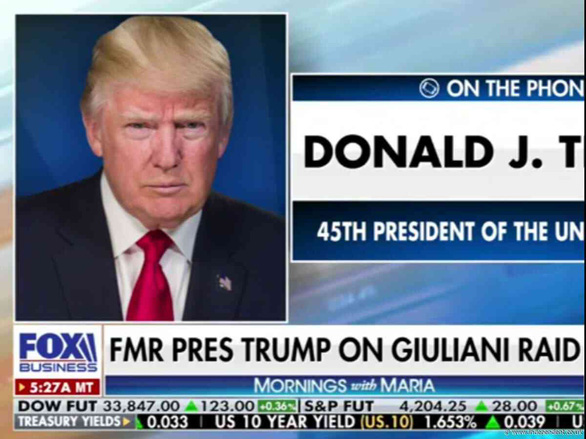 Ông Trump tuyên bố là cha đẻ của vắc xin COVID-19 ở Mỹ - Ảnh 1.