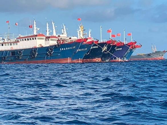 Philippines tố Trung Quốc muốn chiếm thêm nhiều khu vực nữa ở Biển Đông - Ảnh 1.