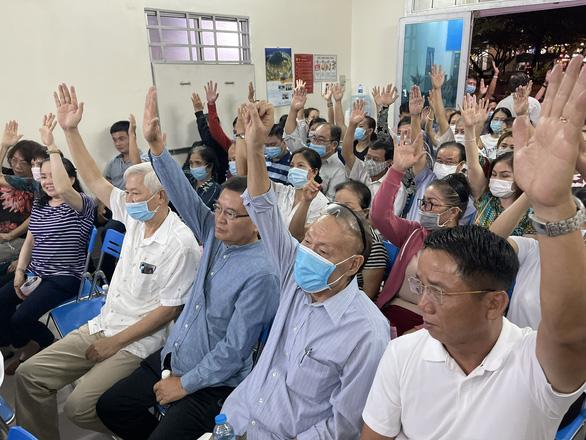 100% cử tri tín nhiệm ông Trần Lưu Quang ứng cử đại biểu Quốc hội - Ảnh 2.