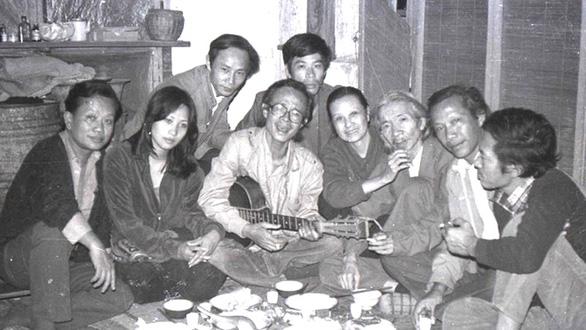 Dấu ấn Trịnh qua miền đất này - Kỳ cuối: Trịnh và Văn Cao - tình bạn vong niên - Ảnh 2.