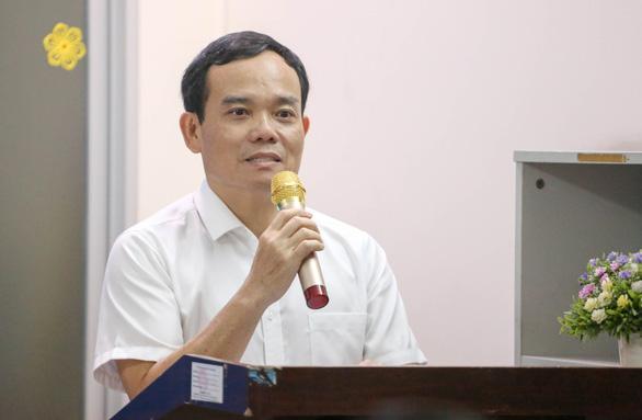 100% cử tri tín nhiệm ông Trần Lưu Quang ứng cử đại biểu Quốc hội - Ảnh 1.