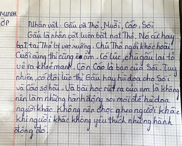 Đạo diễn Việt Linh dạy kịch cho học sinh phổ thông - Ảnh 2.